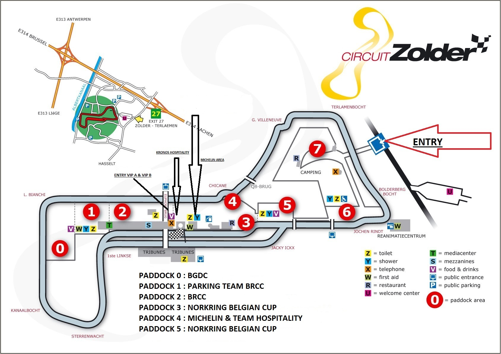 Circuito Zolder : Index of documents img
